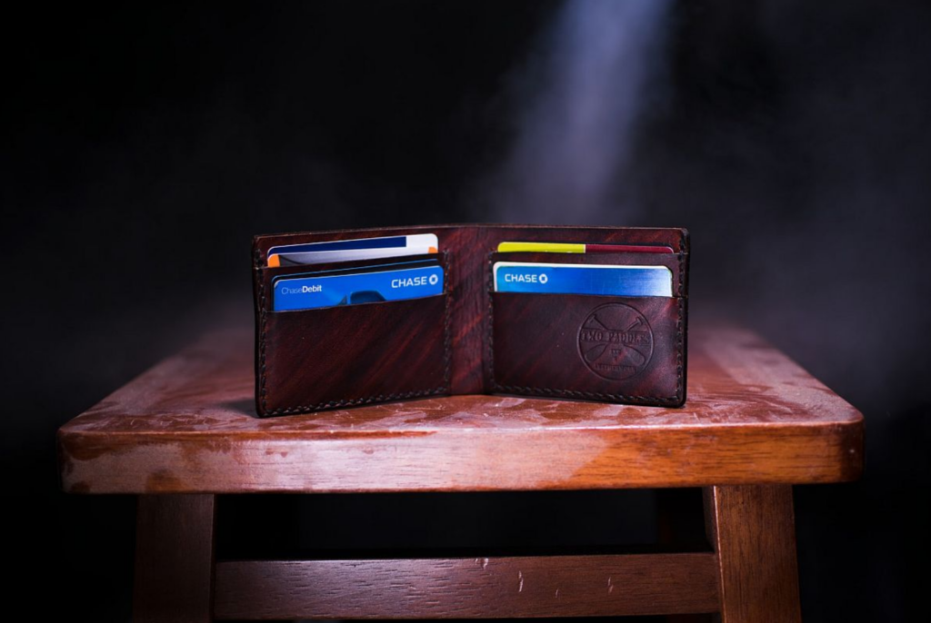 Photo of wallet. The buy now pay later revolution is changing the way shoppers buy goods online.
