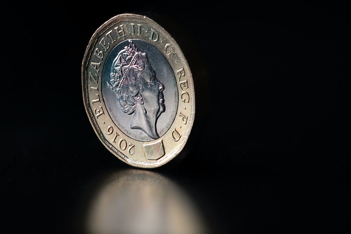 image of a British pound; Brexit trade deal and eCommerce concept
