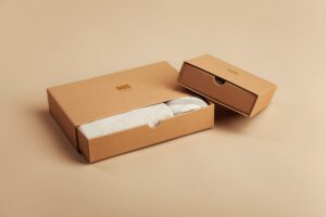 fine packaging, DTC subscription model concept